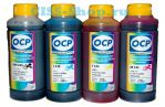 Чернила OCP для HP 934, 935 (BKP/CP/MP/YP 225) 100x4